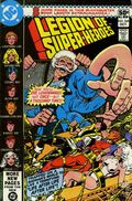 Legion of Super-Heroes (1980 2nd Series) 268