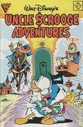 Walt Disney's Uncle Scrooge Adventures (1987 Gladstone) 19