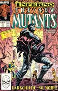 New Mutants (1983 1st Series) 73
