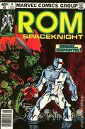Rom (1979-1986 Marvel) 9