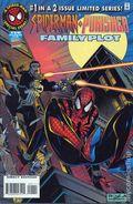 Spider-Man Punisher Family Plot (1996) 1