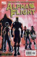 Alpha Flight (2004 3rd Series) 1A