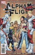 Alpha Flight (2004 3rd Series) 11
