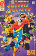Justice Society of America (1992 2nd Series) 10
