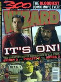 Wizard the Comics Magazine (1991) 186BP