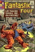 Fantastic Four (1961 1st Series) 43