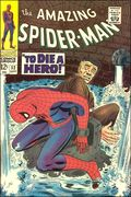 Amazing Spider-Man (1963 1st Series) 52