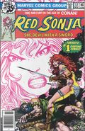 Red Sonja (1977 1st Marvel Series) 12