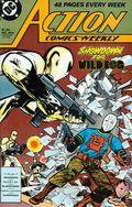 Action Comics (1938 DC) 604
