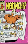 Heathcliff (1985-1991 Marvel/Star Comics) 5