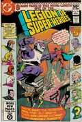 Legion of Super-Heroes (1980 2nd Series) 269