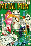 Metal Men (1963 1st Series) 6