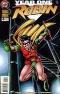 Robin (1993-2009) Annual 4