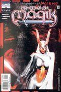 X-Men Magik (2000) 1