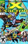 X-Factor (1986 1st Series) 77