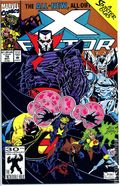 X-Factor (1986 1st Series) 78