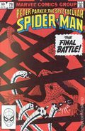 Spectacular Spider-Man (1976 1st Series) 79