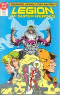 Legion of Super-Heroes (1984 3rd Series) 27