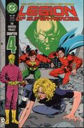 Legion of Super-Heroes (1984 3rd Series) 35