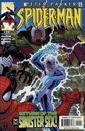 Peter Parker Spider-Man (1999) 12