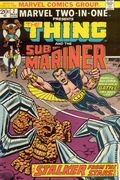Marvel Two-in-One (1974 1st Series) 2