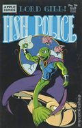 Fish Police (1988 Comico/Apple) 24