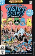 Last Days of the Justice Society Special (1986) 1