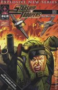 Starship Troopers Dead Mans Hand (2006 Markosia) 4A