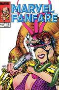 Marvel Fanfare (1982 1st Series) 13