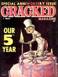 Cracked (1958 Major Magazine) 27