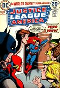 Justice League of America (1960 1st Series) Mark Jewelers 109MJ