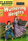 Classics Illustrated 059 Wuthering Heights (1949) 2