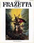 Frank Frazetta Book SC (1975-1985 Peacock Press) 2-1ST