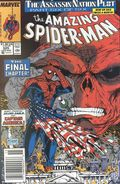 Amazing Spider-Man (1963 1st Series) 325
