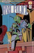 Fish Police (1988 Comico/Apple) 16