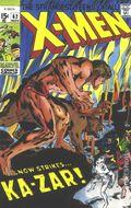 Uncanny X-Men (1963 1st Series) 62JCPENNEY
