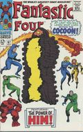 Fantastic Four (1961 1st Series) JC Penney Reprint 67