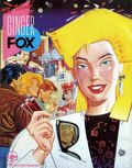 World of Ginger Fox GN (1986 Comico) 1-1ST