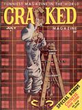 Cracked (1958 Major Magazine) 25
