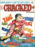 Cracked (1958 Major Magazine) 53