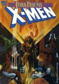 Uncanny X-Men The Dark Phoenix Saga TPB (1984 Marvel) 1st Edition 1-REP