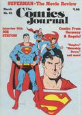 Comics Journal (1977) 45