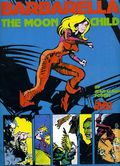 Barbarella The Moon Child GN (1978 Heavy Metal) 1-1ST
