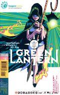 Tangent Comics Green Lantern (1997) 1