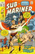 Sub-Mariner (1968 1st Series) 40