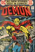 Demon (1972 1st Series) 1