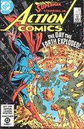 Action Comics (1938 DC) 550