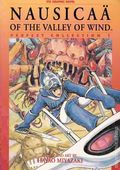 Nausicaa of the Valley of Wind GN (1995-1997 PC Edition) 1-1ST