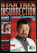 Star Trek Insurrection Giant Poster Magazine (1998) 4