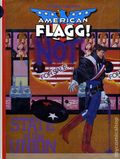 American Flagg State of the Union HC (1989) 1B-1ST